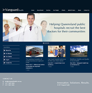 Vanguardhealth - Totalmedicaldesign