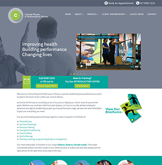 Central Physio & Performance denter
