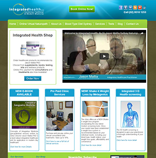 Integrated Health - Totalmedicaldesign