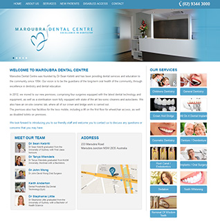 Maroubra Dental - Totalmedicaldesign
