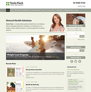 Tania Flack - Totalmedicaldesign